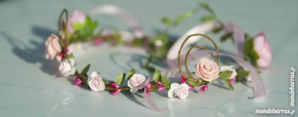 Couronne de fleurs headband 25 Saintry-sur-Seine (91)