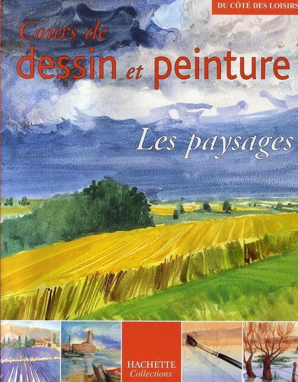 Cours de dessin et peinture : les paysages 8 Lyon 4 (69)