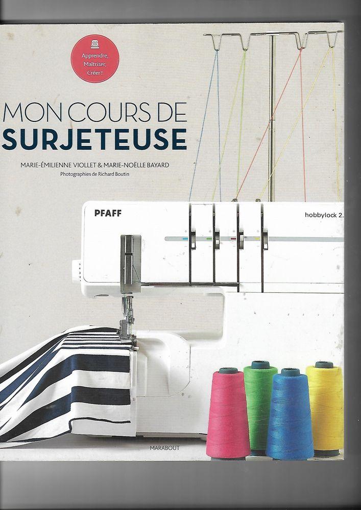 MON COURS DE SURJETTEUSE NEUF 12 Saint-Denis-en-Val (45)