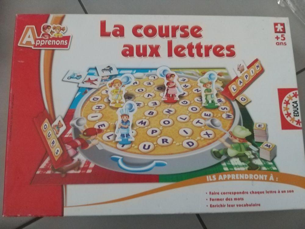 G/A   Course aux Lettres a partir de 5 ans 10 Perpignan (66)