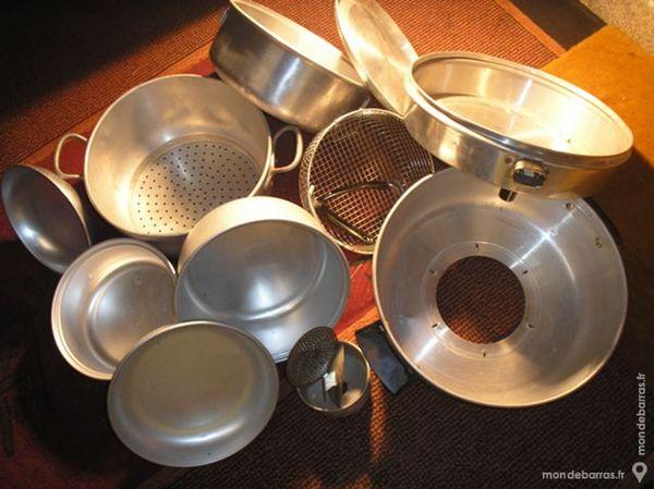 couscoussier pour réaliser couscous 20 Saint-Sigismond (74)