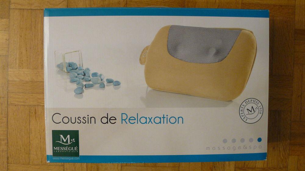 Coussin massant et chauffant - NEUF (Valeur 45€) 15 Caen (14)