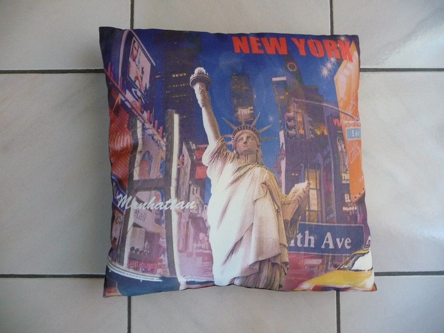 Coussin New York 8 Montigny-le-Bretonneux (78)