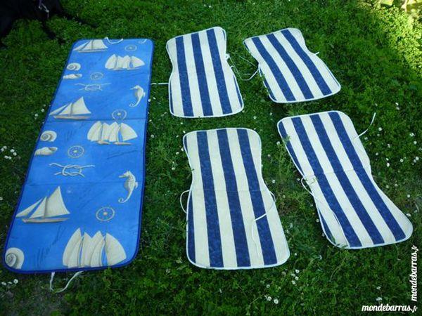Coussins d'assise/galette,fauteuil/bain de jardin 5 Castres (81)
