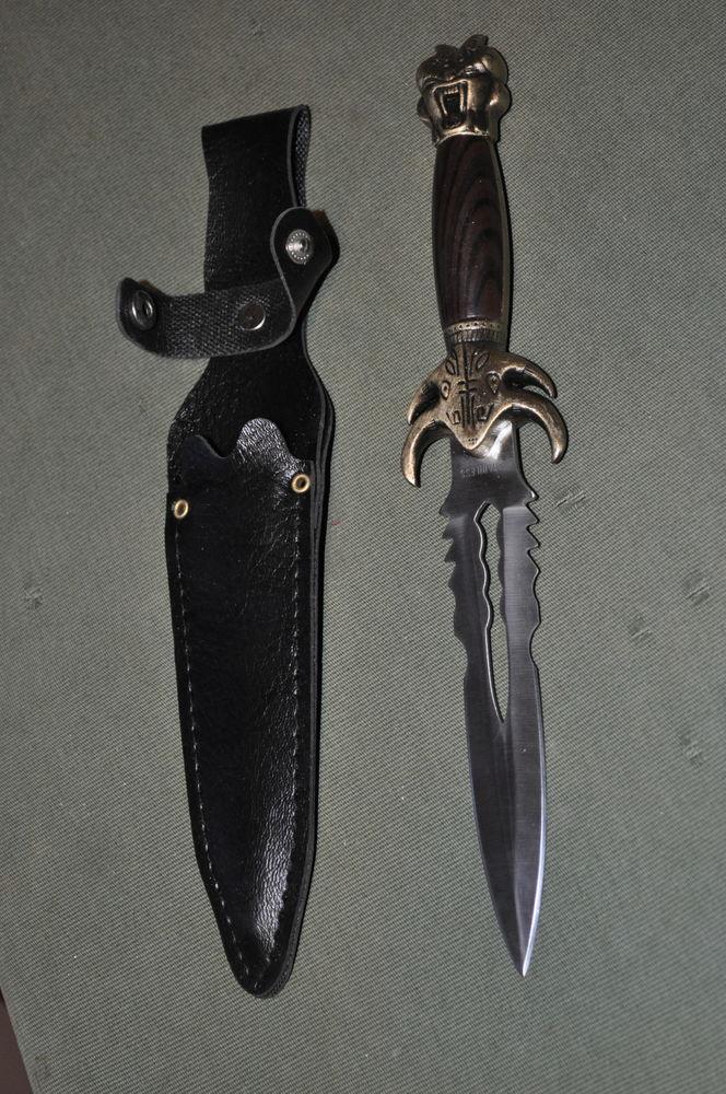 Couteau de collection avec étui 10 Saint-Germain (10)