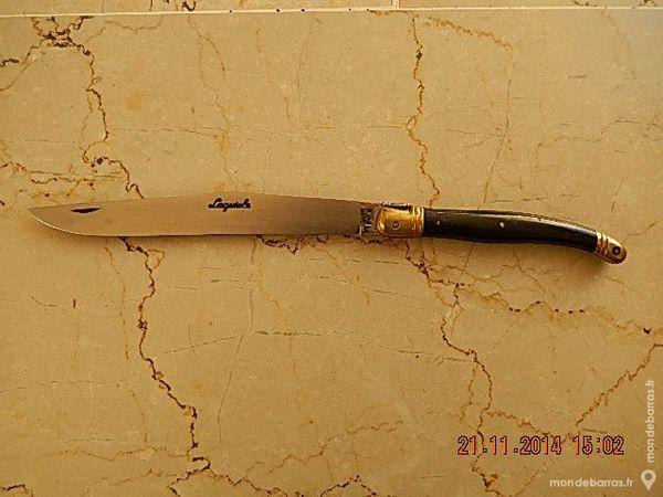 couteau  LAGUIOLE 15 Lyon 3 (69)
