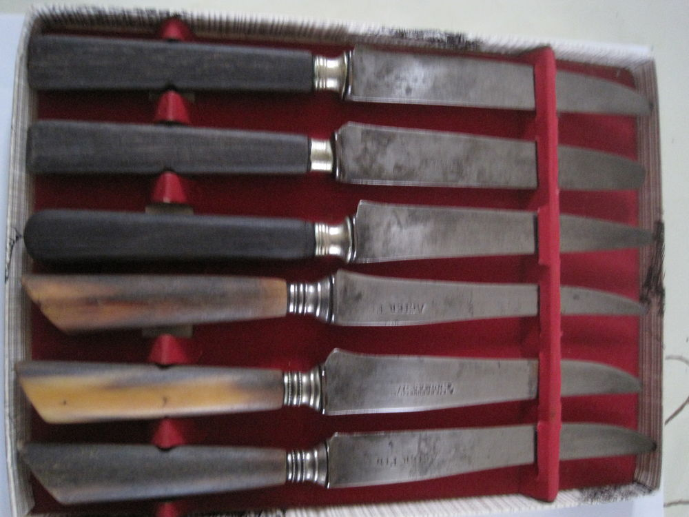couteaux anciens 10 Amiens (80)