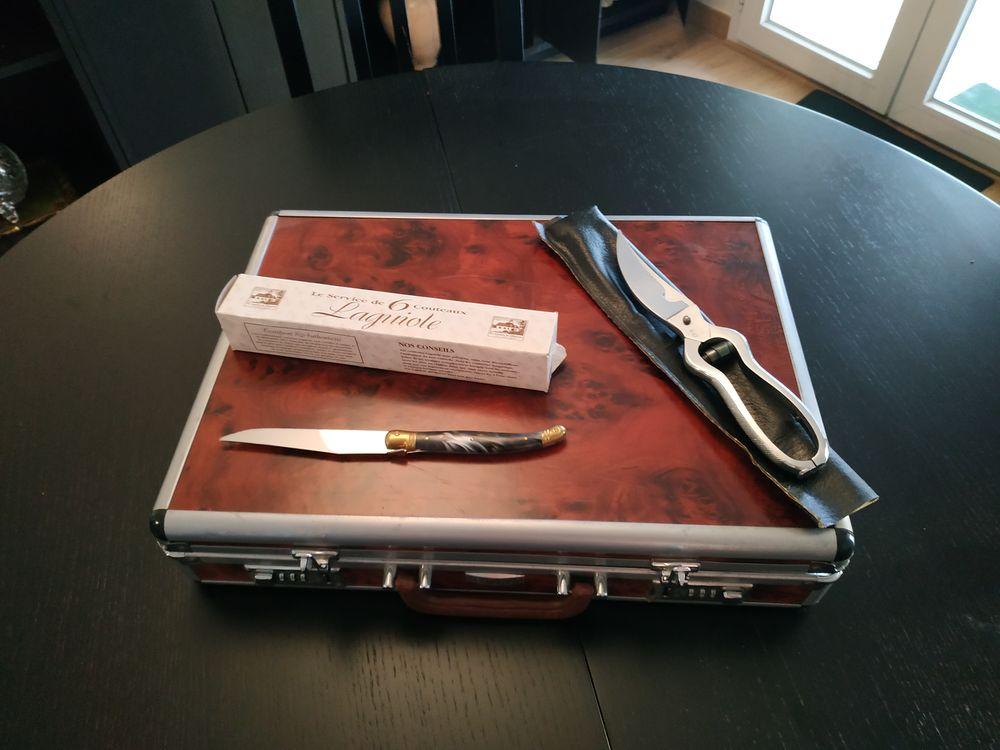 Couteaux-instruments de cuisine   280 Collioure (66)
