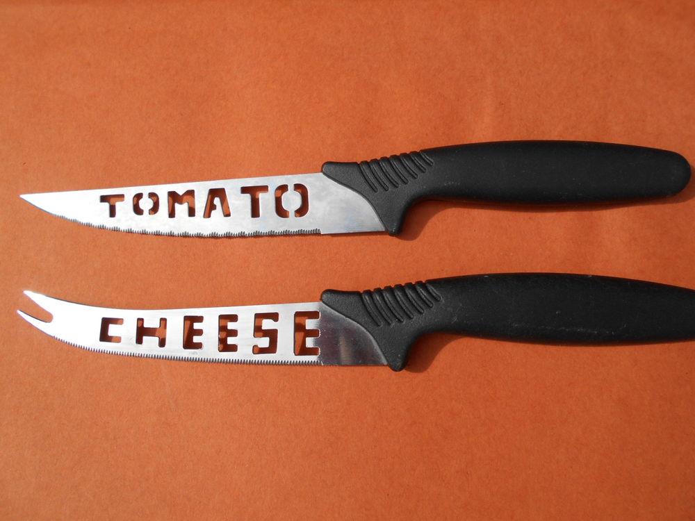 COUTEAUX   Tomato   et   Cheese   8 Dammarie-les-Lys (77)