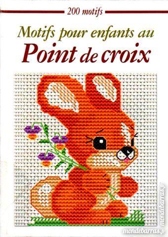 COUTURE - POINT DE CROIX  / les-livres-de-jac 9 Laon (02)