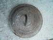 Couvercle marmite fonte 29cm Boisset-et-Gaujac (30)
