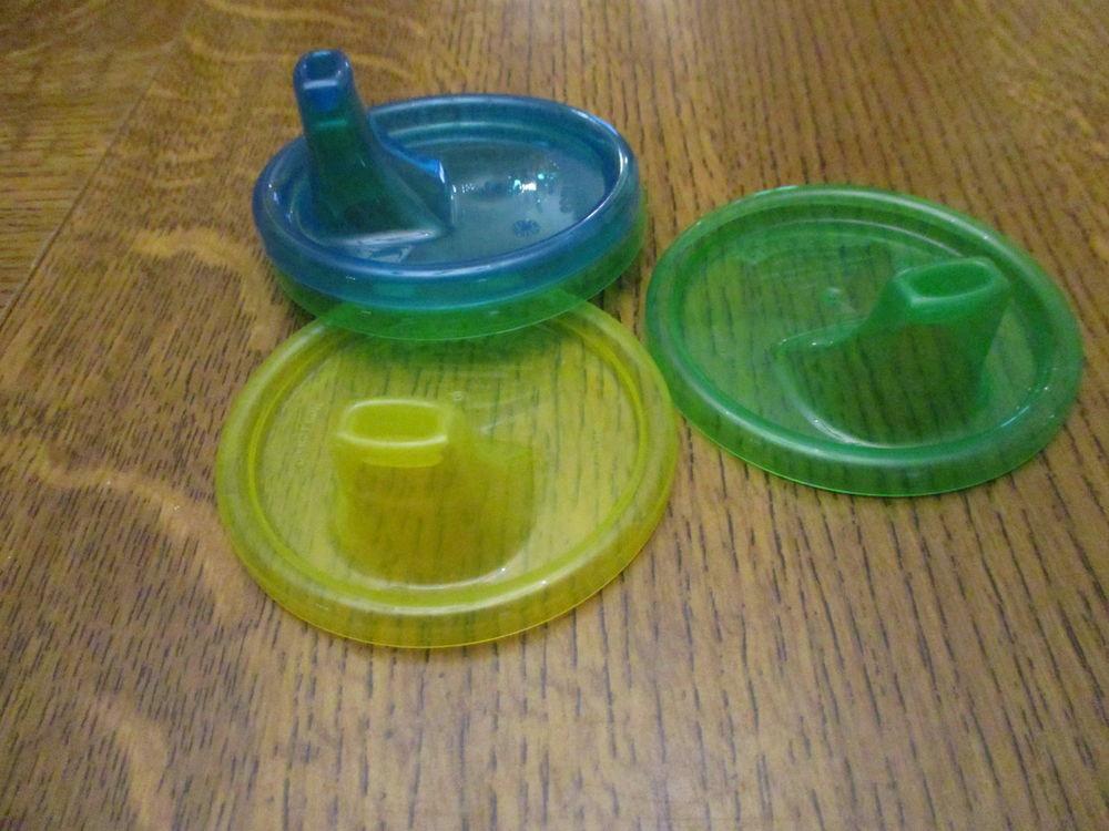 4 couvercles pour verre de bébé NEUFS 0 Mérignies (59)