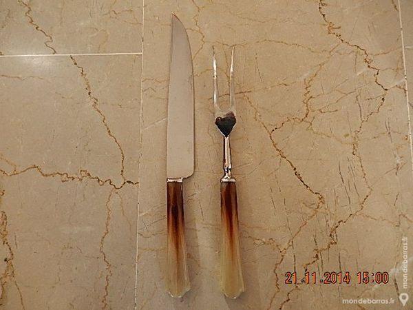 couvert couteau et fourchette 15 Lyon 3 (69)