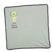 """couverture bébé """"petit lion"""" bleue 20 Clairvaux-d'Aveyron (12)"""