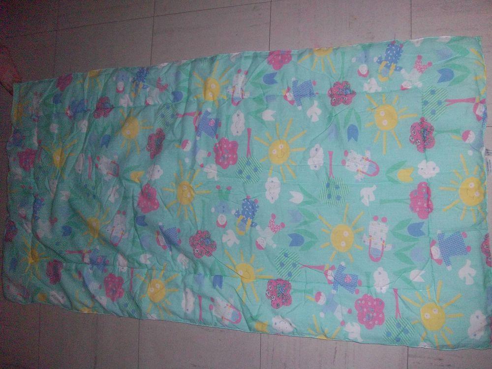 couverture bébé verte 7 Bossay-sur-Claise (37)