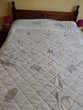 couvre lit ancien