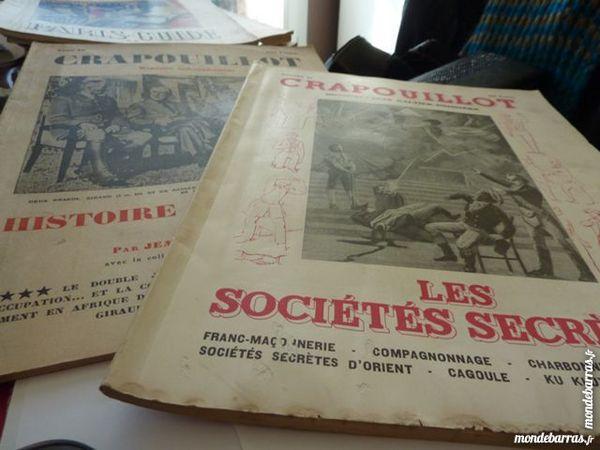 2  «CRAPOUILLOT» 7 Chartres (28)