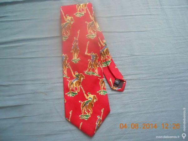 Cravate Polo by Ralph Lauren (Original) 15 Fontenay-sous-Bois (94)