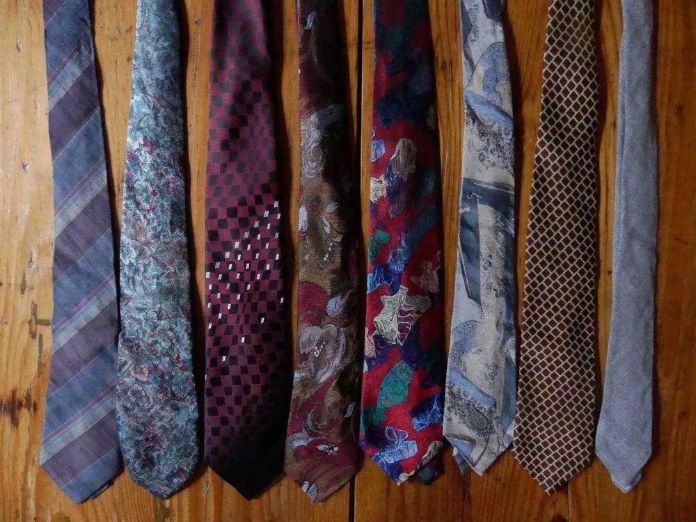 Cravates vintage en lot ou à la pièce 3 Strasbourg (67)