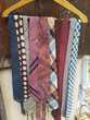 Lot de 20 cravates vintage, de qualité, certaines en soie. Vêtements