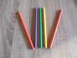 Crayons de couleurs + embouts (28c)