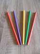 5 crayons de couleurs  (28c)