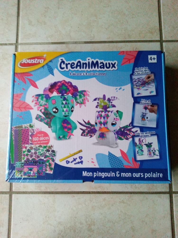Jeu CreAnimaux Mon pingouin et mon ours polaire (Neuf) 12 Ardoix (07)