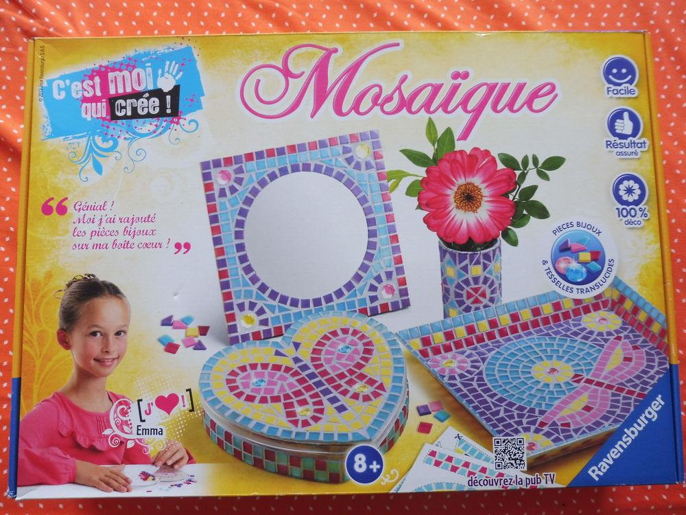 Jeu créatif Mosaique 4 Villers-lès-Nancy (54)