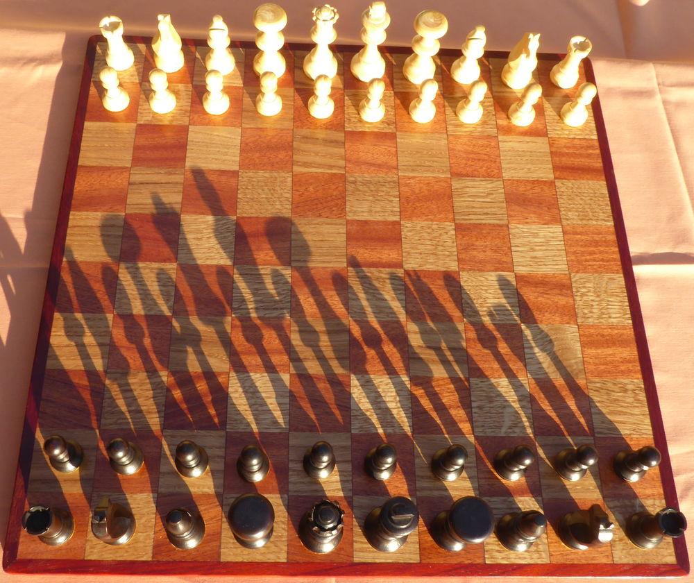 Création inédite : jeu d'échec du devingt 100cases 40pièces  200 Le Bouscat (33)