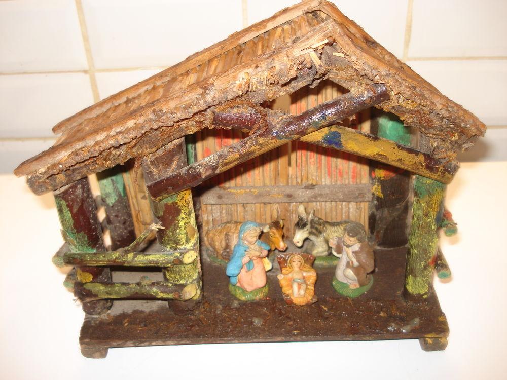 Crèche de Noël 35 Fontenay-le-Fleury (78)