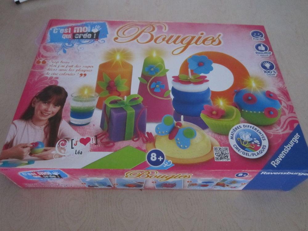 """Jeu """"c'est moi qui crée des bougies"""" Jeux / jouets"""