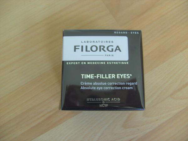 Crème absolue correction regard Time-Filler Eyes (Neuve) 38 Ardoix (07)