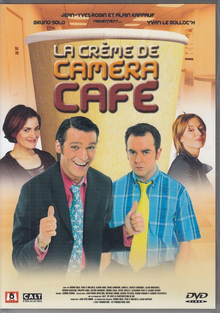 DVD La Crème De  Came?ra Cafe?  -  Les 20 Meilleurs Épisodes 3 Antony (92)