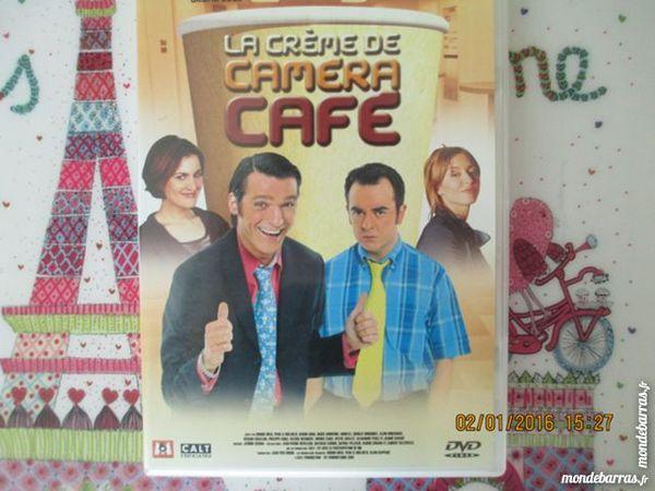 DVD La crème de caméra café(20 épisodes) 5 Alfortville (94)