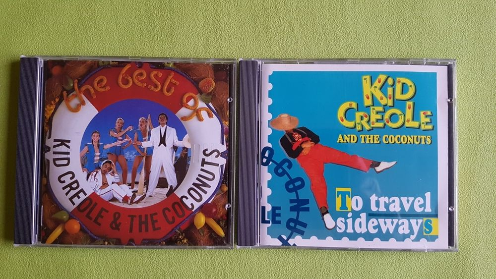 KID CREOLE AND THE COCONUTS 0 Strasbourg (67)