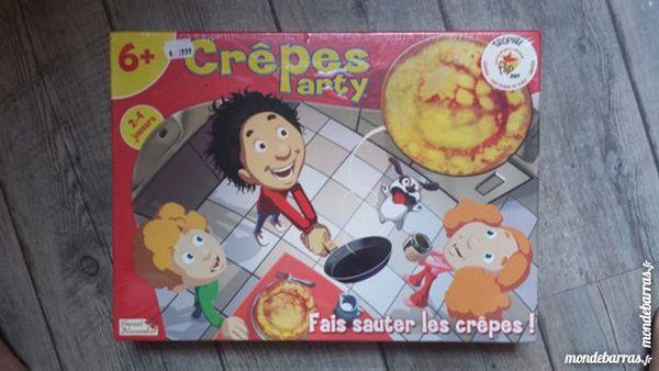 Crêpes Party - jeu de société neuf 15 Bordeaux (33)