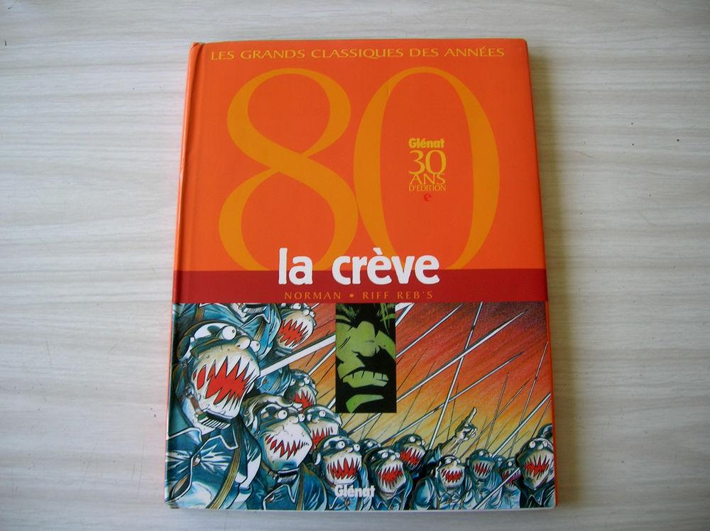 LA CREVE - Norman - Riff Reb's 8 Nantes (44)