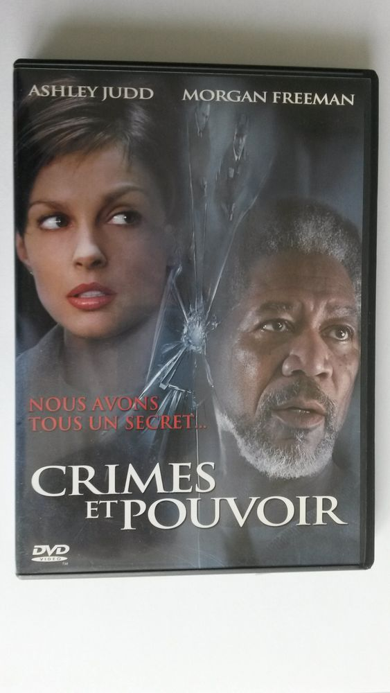 DVD - Crimes et Pouvoir 0 Montigny-le-Bretonneux (78)