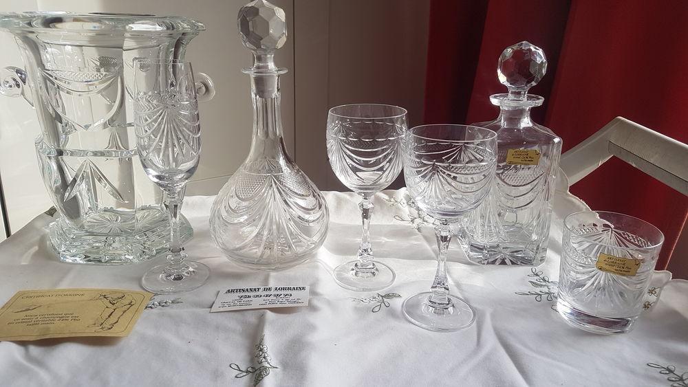 cristal verrerie Cuisine