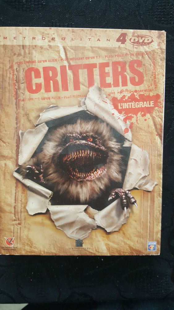 CRITTERS 25 Billy-Montigny (62)