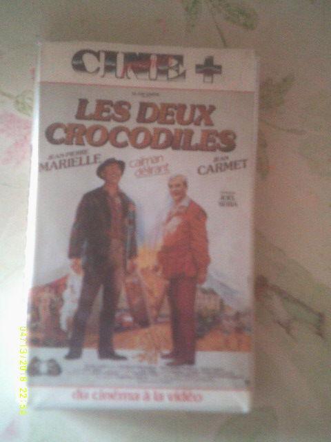 LES 2 CROCODILES avec Jean pierre Marielle et Jean Carmet 0 Malo Les Bains (59)