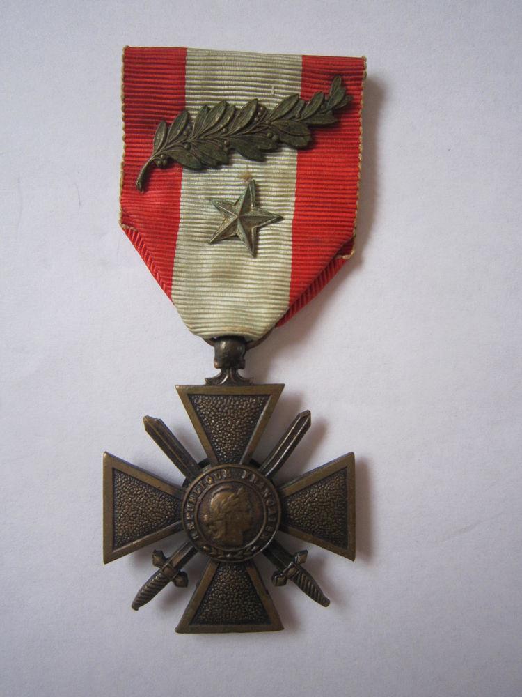 Croix de guerre des opérations extérieures 30 Salon-de-Provence (13)