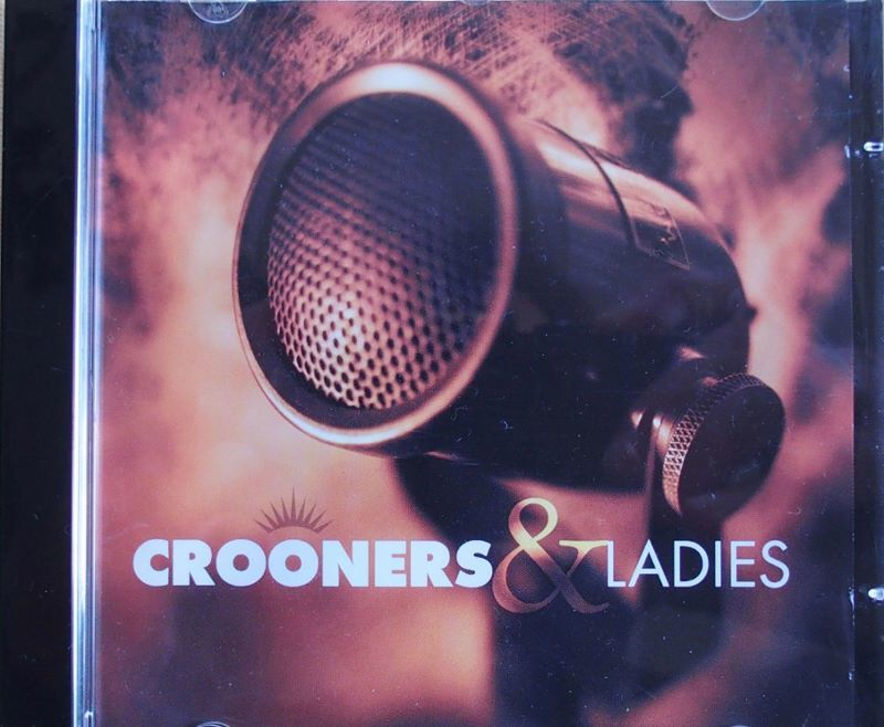 CD CROONERS and LADIES  4 Lille (59)