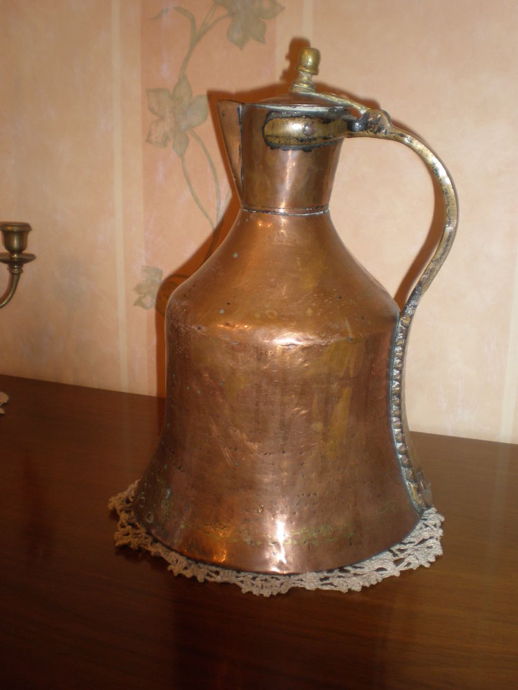 cruche en cuivre authentique 40 Mandelieu-la-Napoule (06)