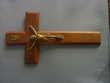 Crucifix en bois