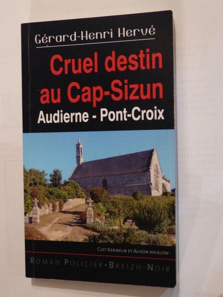 CRUEL DESTIN AU CAP DESTIN  policier  BREIZH NOIR 3 Brest (29)