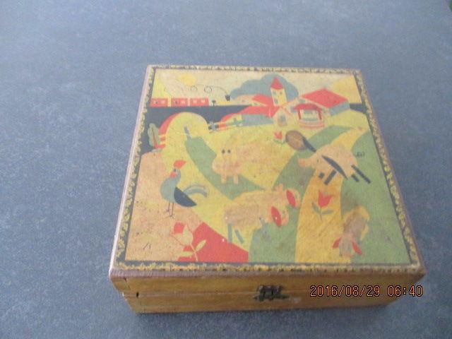jeu de cube ancien 20 Castres (81)