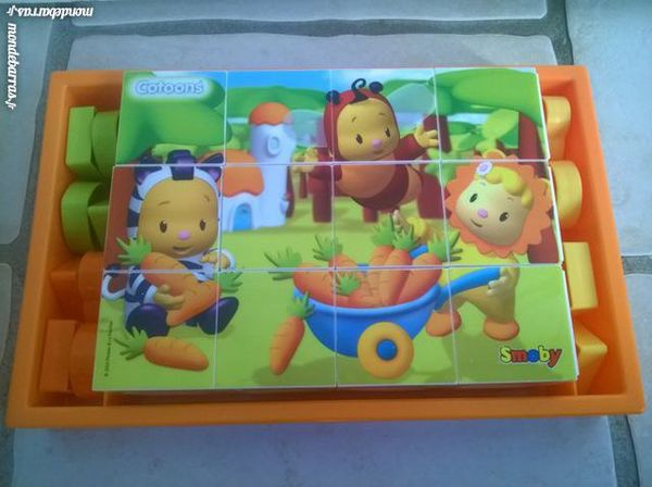 Cube d'éveil multi activités COTOONS 8 Breuillet (91)