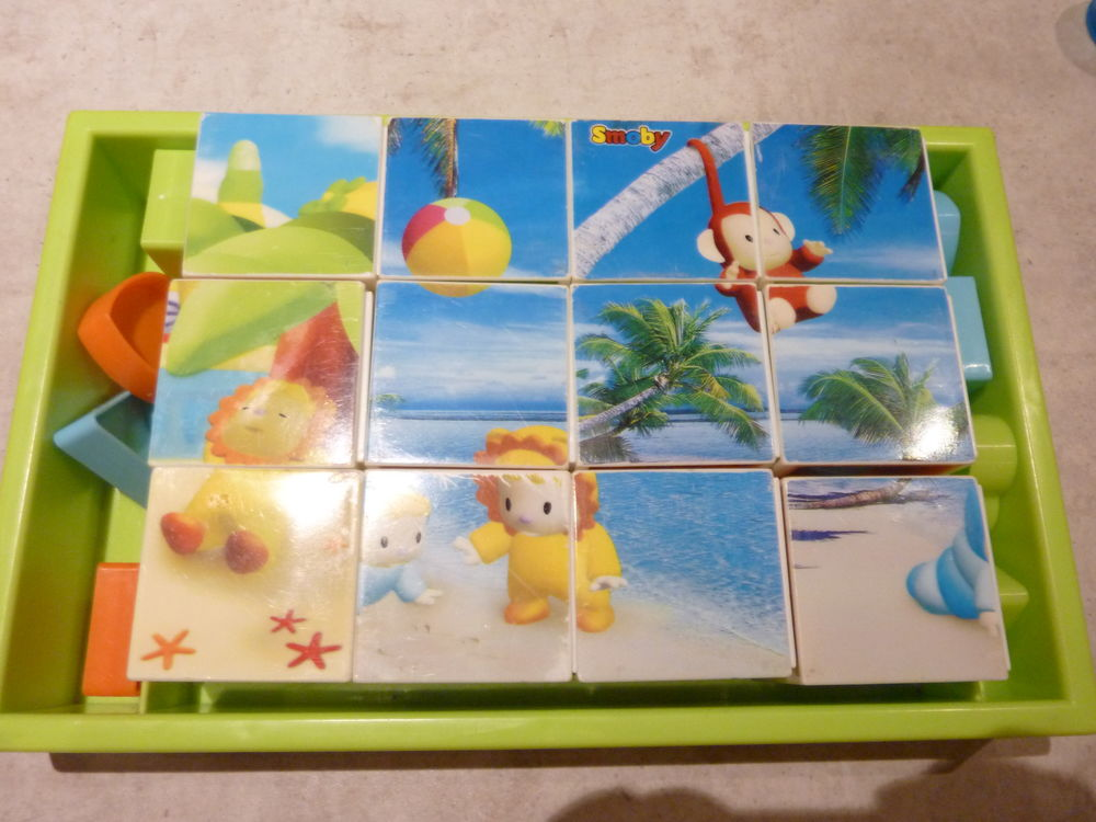 Cubes Puzzle Smoby 2 Vourles (69)