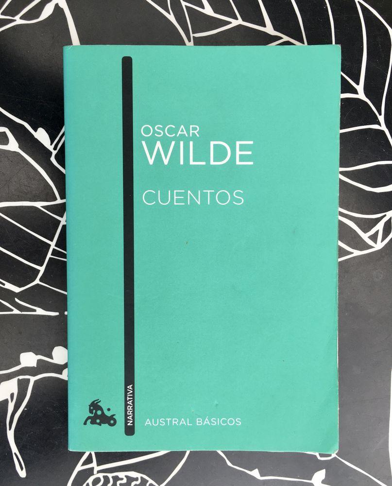 Cuentos d'OSCAR WILDE; Livre broché en Espagnol de 270 pages 5 L'Isle-Jourdain (32)